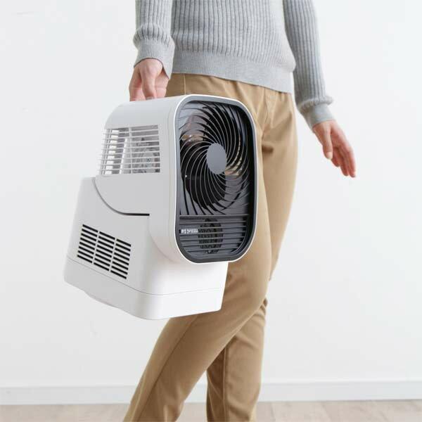 日本IRIS OHYAMA / 循環式衣物乾燥機  /  暖風機  / IK-C500。1色。(8980*2.5)日本必買 日本樂天代購 4