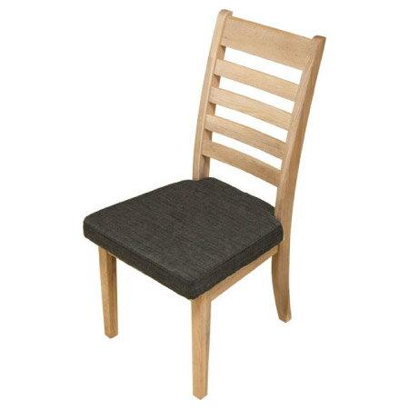 ◎實木餐桌椅五件組 ALAND140 白橡木 NITORI宜得利家居 6