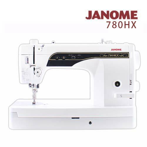 日本車樂美JANOMExa0超高速直線縫紉機780HX