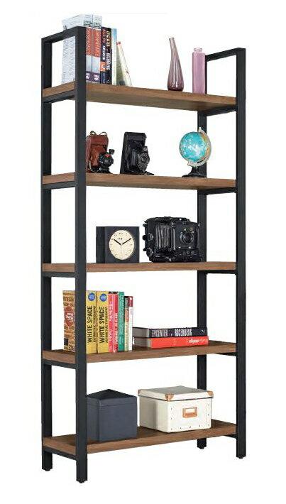 【尚品傢俱】CM-873-3 漢諾瓦2.6尺書櫃