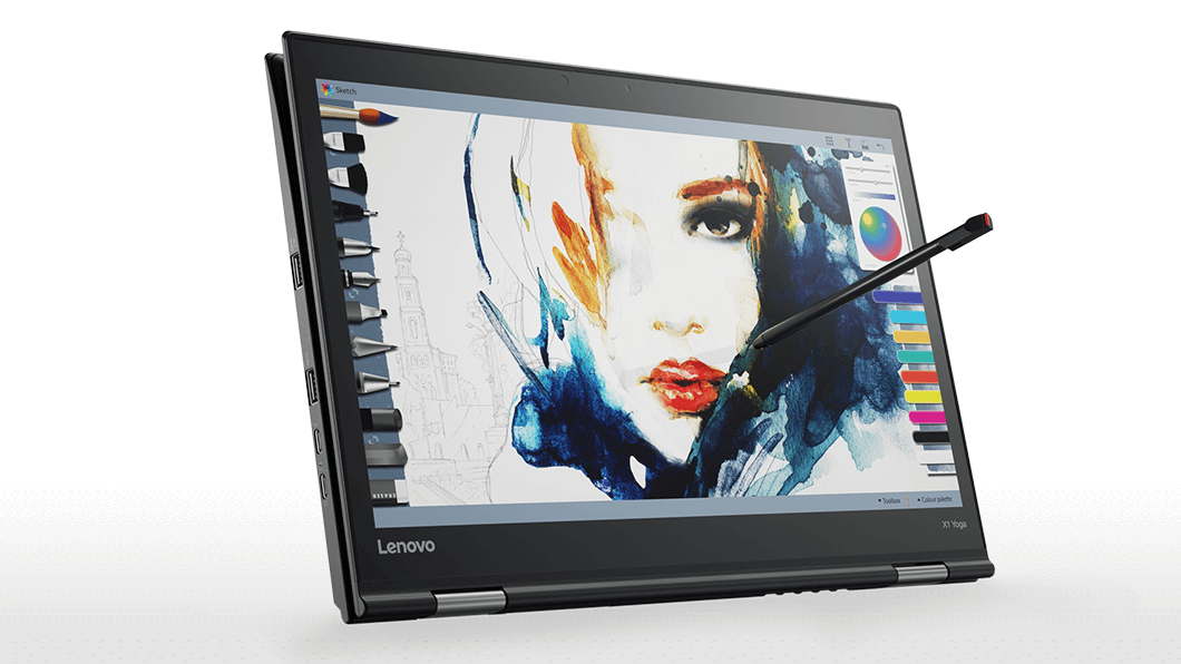 Lenovo ThinkPad X1 Yoga 2nd Gen, 14 0