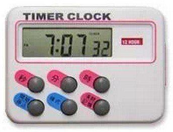 【省錢博士】供應24小時電子式 / 正.倒數計時器 / 附記憶功能 / 計時器 / 廚房定時器