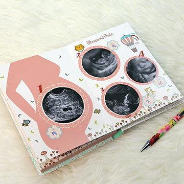 懷孕紀錄本