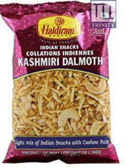 Kashmiri Dalmoth 印度克什米爾休閒點心