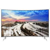 Samsung 三星到送NA98神級吹風機★SAMSUNG三星 65吋 LED UHD聯網黃金曲面超4K電視 UA65MU8000/UA65MU8000WXZW/UA65MU8000W