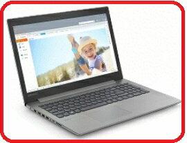 LenovoIdeaPadIP330-1581DE00NXTW15.6吋家用混碟筆電灰I5-8250U4G1TB+128GRADENO530WIN10