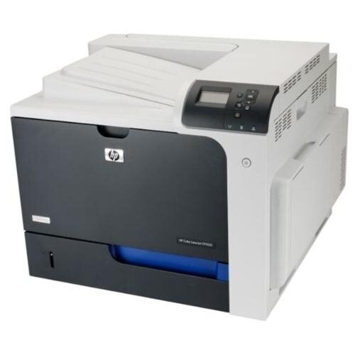 HP LaserJet CP4525n Color Laser Printer 3