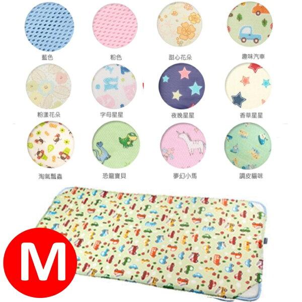 韓國GIO智慧二合一有機棉超透氣嬰兒床墊M號(60cm×120cm一般中床)【寶貝樂園】