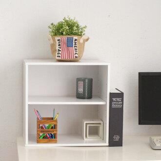 台灣製 魔術方塊 開放收納櫃 可堆疊 書櫃書架 電視櫃 展示架置物櫃【YV8653】快樂生活網