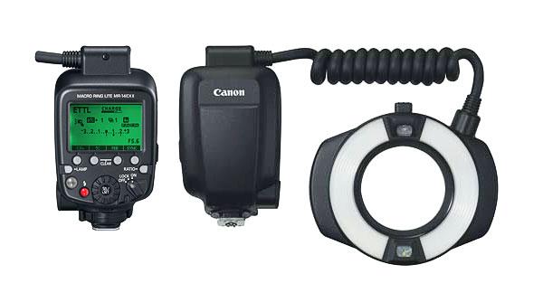 Canon   環型微距閃光燈 MR-14EX II   公司貨