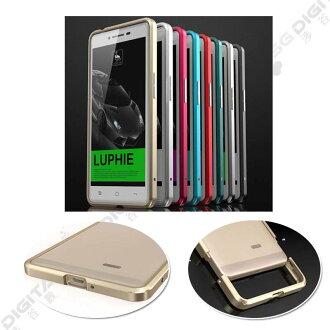 LUPHIE皇冠 OPPO R7 超薄金屬邊框 鎖螺絲 金屬框 鋁框 手機殼 保護框