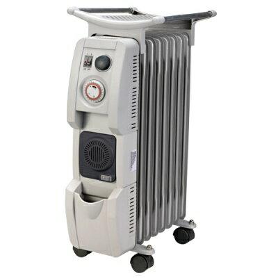 弘瀚科技勲風葉片式恆溫陶瓷電暖爐(8片)HF-2108
