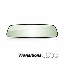 弘瀚科技全視線 J800 HD高畫質後視鏡行車記錄器