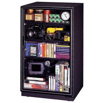 弘瀚--收藏家黑膠唱片推薦使用機型93公升可升級專業型電子防潮箱 AX-96