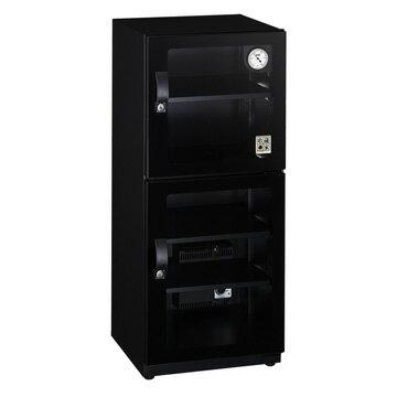 【弘瀚】收藏家 123公升精品珍藏全能型電子防潮箱 CD-125 @雙門彈性空間運用收納櫃
