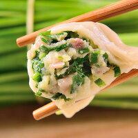韭菜豬肉水餃(30粒裝) 0