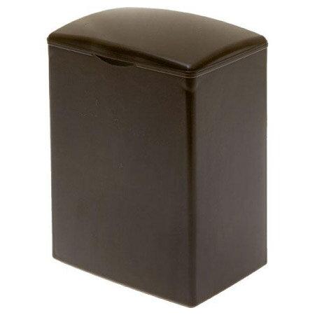 廁所用垃圾桶 7506 BROWN NITORI宜得利家居