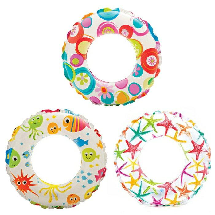 3~6歲 兒童充氣游泳圈  泳池浴缸玩水學游泳 橘魔法Baby magic  泳圈~p00