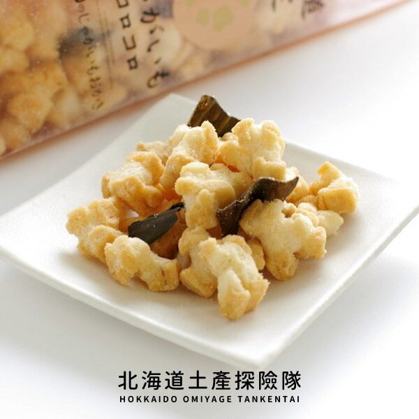 「日本直送美食」[HORI] 馬鈴薯小米菓 (鹽味) ~ 北海道土產探險隊~ 0