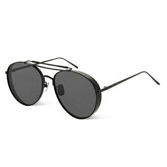 【GENTLE MONSTER】韓國時尚 太陽眼鏡 BIG BULLY 01 \飛行員\ 名人款【全店免運】 ARIBOBO 艾莉波波