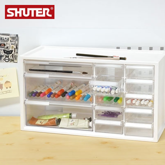 樹德 A9-2110 小幫手分類箱 / 抽屜收納櫃 / 零件整理箱 ( 13格 )
