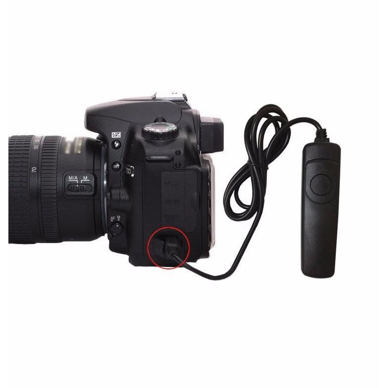 攝彩@佳能 Canon RS-80N3 電子快門線 1DS 6D 5D 5D2 5DII 5D3 5DIII 7D --21104