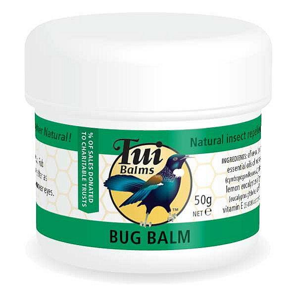 Any美麗新世界:紐西蘭蜜雀Tui精油防蚊膏50g