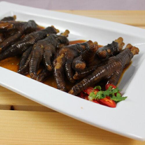 元進莊-滷雞腳600g 肉厚彈牙入味