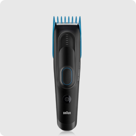 百靈 BRAUN 【HC5010】理髮器 電動剃刀 修髮器 理髮刀 剪髮器 可水洗 全球保固一年