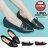 【KT3376】樂福鞋 / 紳士鞋 1.5CM低跟鞋 蝴蝶結皮革 舒適乳膠墊 MIT台灣製 3色 0