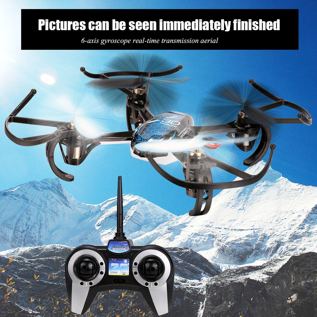 New 4 Channels 6 Axis Gyro Headless Mode 360 eversion Mini Drone RC Quadcopter 0