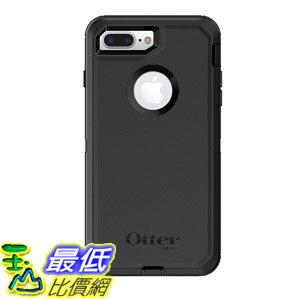 [107美國直購]保護殼OtterBox77-56825DEFENDERSERIESCaseiPhone8Plus7Plus(ONLY)RetailPackagingBLACK
