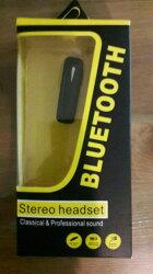 3C 11號 Bluetooth藍芽耳機 單耳 黑白2色隨機出貨 來電接聽 音樂播放 長時間待機 80元銅板價
