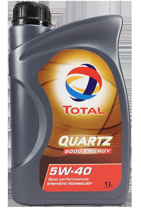 TOTAL  9000 Energy 5W40 合成機油 #9260