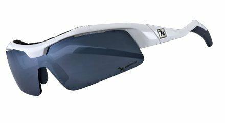 【【蘋果戶外】】720armour B318-2-PCPL Tack 亮白 防爆偏光灰片 飛磁換片 polarized 寶麗來 偏光鏡片 偏光眼鏡 運動太陽眼鏡
