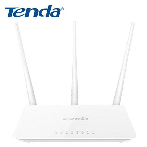 TENDA F3 V2 無線 N300 簡易 分享器~三井3C~