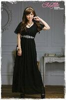 時尚洋裝 小禮服推薦到[瑪嘉妮Majani]- 甜美 氣質 大尺碼小禮服 伴娘服 宴會 約會 L~3XL 特價790元免運 ld-133