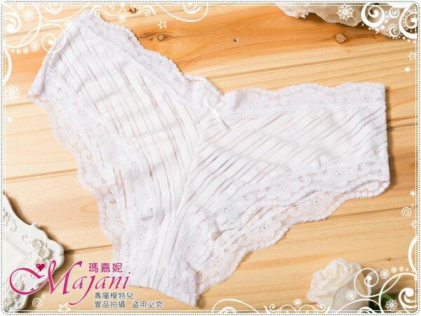 [瑪嘉妮Majani]日系中大尺碼- 歐美專櫃內褲 中高腰 加大尺碼 現貨 特價99元 pt-40