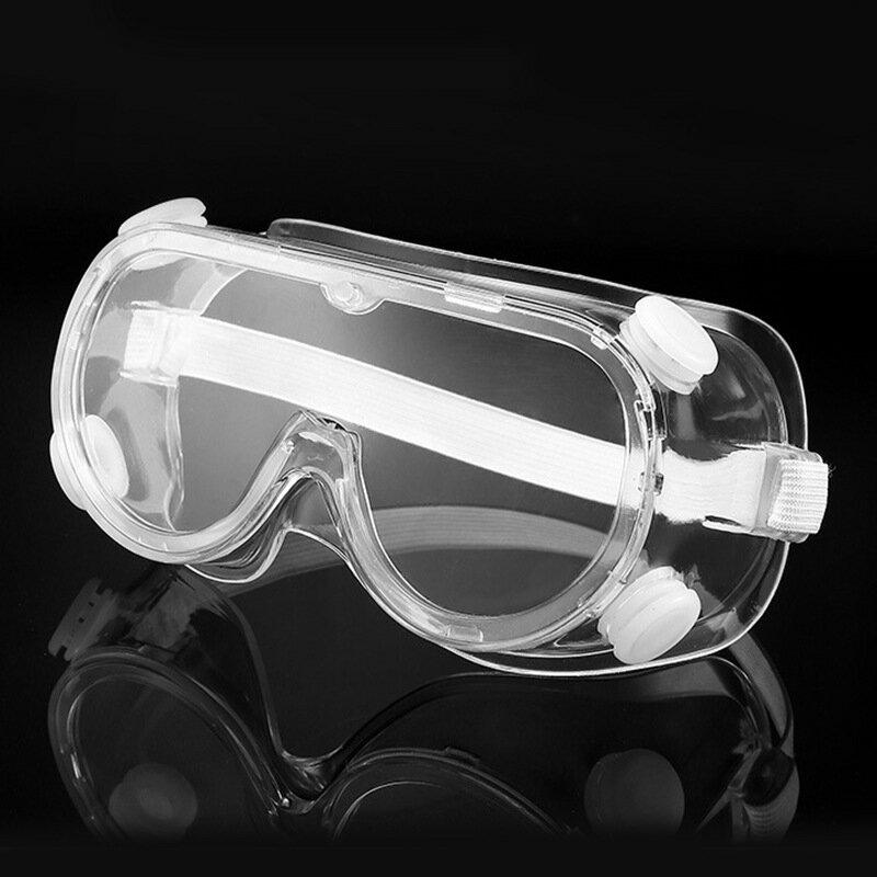 FDA歐盟CE認證隔離眼罩護目鏡防疫防霧面罩防護鏡勞保護眼鏡