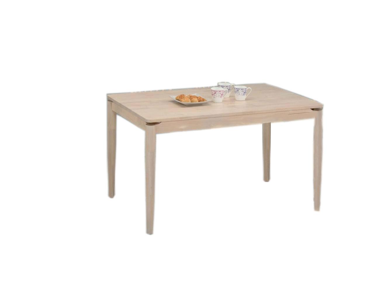 【尚品家具-崇德店】799-35  胡桃橡木4尺餐桌(還有洗白色)