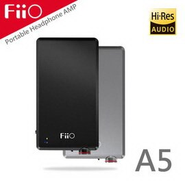 <br/><br/>  志達電子 A5 Fiio 隨身耳擴 耳機功率放大器 耳機擴大器 [台灣公司貨] 黑/鈦二色<br/><br/>
