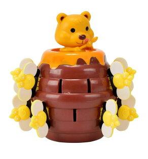 派對桌遊熊熊蜜蜂罐【鯊玩具ToyShark】