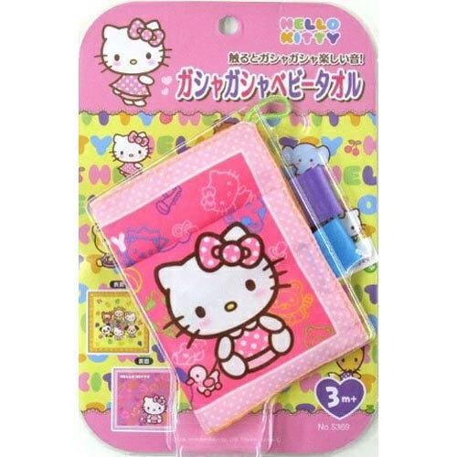 Toyroyal樂雅 - Hello Kitty 凱蒂貓安撫手帕 3