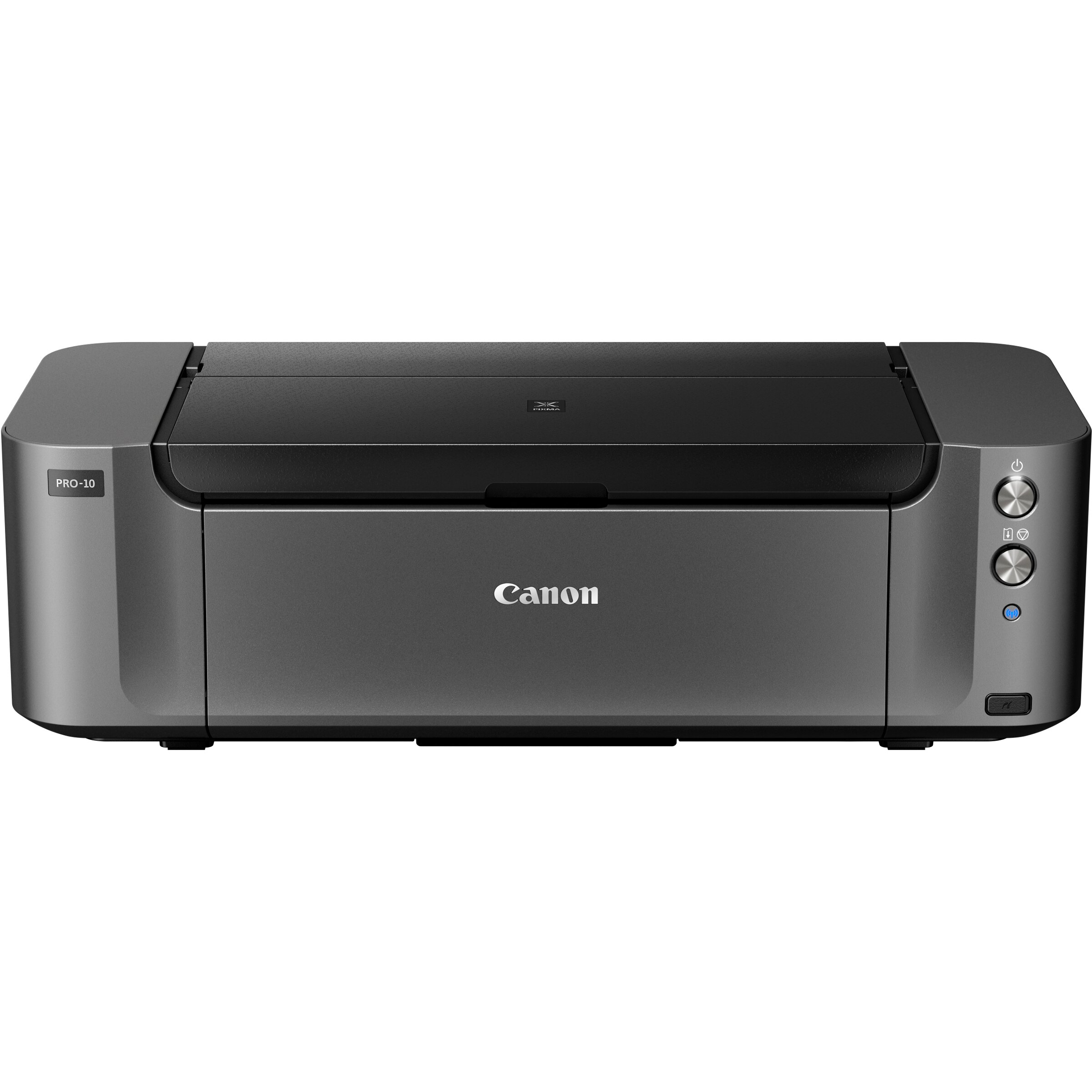 Canon PIXMA Pro PRO-10 Inkjet Printer - Color - 4800 x 2400 dpi Print - Photo/Disc Print - Desktop - 3.6 Second Photo - 150 sheets Standard Input Capacity - Ethernet - Wireless LAN - USB - PictBridge 1