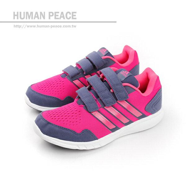 adidas Runfastic 訓練鞋 桃 童 no123
