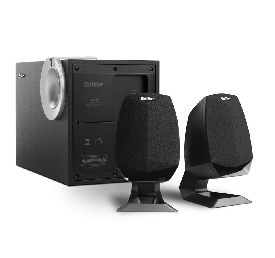 【迪特軍3C】M1335 【EDIFIER】喇叭 2.1聲道電腦喇叭
