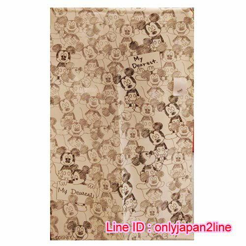 【真愛日本】16101000004日本製長門簾-MK我最親愛的塗鴉   迪士尼 米老鼠米奇 米妮 長門簾 傢飾 居家