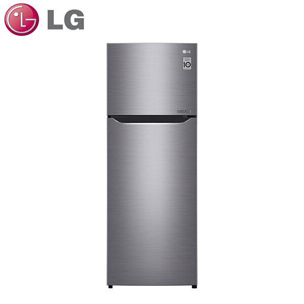 【LG樂金】208L變頻上下門冰箱GN-L297SV【三井3C】