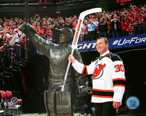 Martin Brodeur jersey retirement ceremony- February 9 2016 Photo Print (11 x 14) 7235cff3ec4adee25547834bb7e96cc5