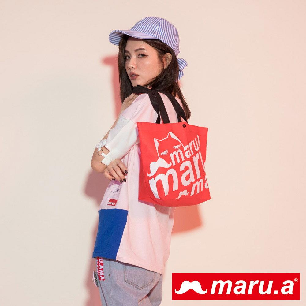 【maru.a】maru.a潮流購物袋 9309911 4